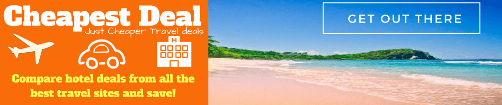 Cheapest Hotel Deals